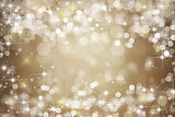GLAMOROUS FESTIVE BEIGE BACKGROUND GOLD GLITTER