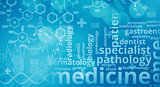 science medicine background concept