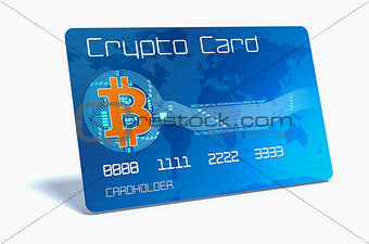 crypto currency concept
