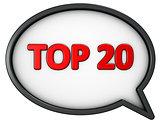 top twenty