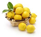 pesticide free organic lemons