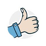 Hand Laik icon