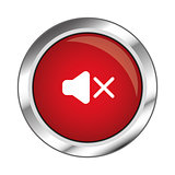 web button, vector EPS 10 illustration on white background