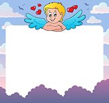 Cupid thematics frame 2