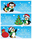 Merry Christmas topic banners 4