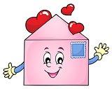 Valentine envelope theme image 1