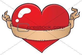 Valentine heart topic image 6