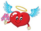 Valentine heart topic image 7