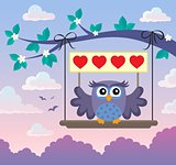 Valentine owl topic image 8