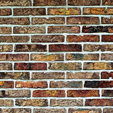 Multi Colored Bricks Background