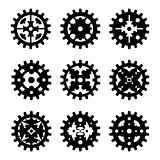 Machine Gear Wheel Cogwheel set