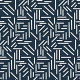 Dashes sticks seamless vector pattern.