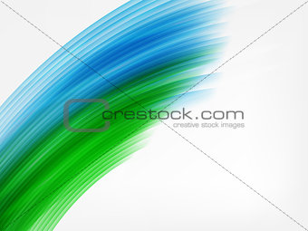 abstract vector stripes glowing background