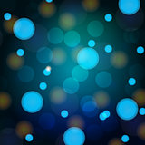bokeh, blurred background