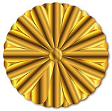 Golden Imperial Seal of Japan