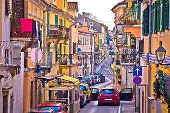 Town of Volosko street view