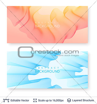 Abstract background design.