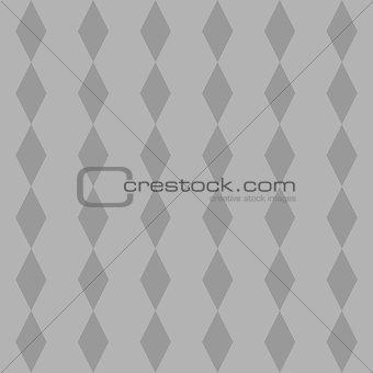 Tile grey vector pattern