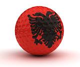 Abanian Golf Ball