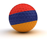 Armenian Golf Ball