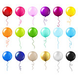 Balloons Big Set