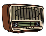 The retro radio
