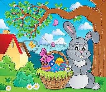 Easter rabbit thematics 4
