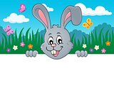 Lurking Easter bunny topic image 2