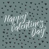 Vector illustration card on valentine day