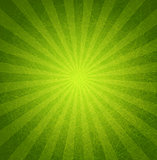 Abstract green grunge vector background