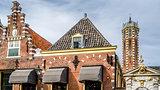 Architecture in Alkmaar, the Netherlands