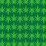 Green Marijuana Pattern