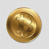 Bitcoin Sign Isolated