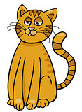 domestic cat cartoon comic animal character