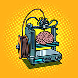 brain biotechnology medicine printing human organs 3D printer