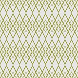 Tile vector pattern with green plaid on grey background
