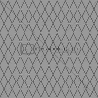 Tile grey vector pattern or seamless background