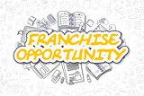Franchise Opportunity - Business Concept.