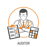 Auditor and Accounting Concept