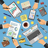 Workplace Auditing, Tax Process, Accounting