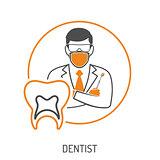 Doctor Dentist Concept