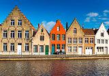 Brugge (Bruges), Belgium