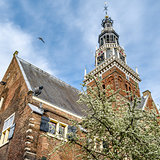 Architecture in Alkmaar, the Netherlands