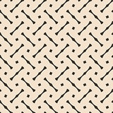 Tile black and pastel vector pattern