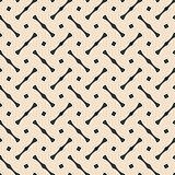 Tile black and pastel vector pattern