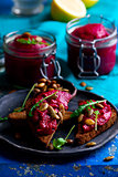 awesome beetroot butter