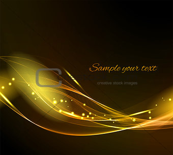 Abstract light background