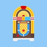 Jukebox Flat Icon