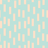 Line rectangle shapes tiny seamless vector pattern.