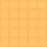 Waffle seamless vector texture.